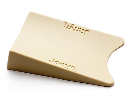 Top Rated Jamm Door Stopper. Patented Door Stop Design Holds Doors in BOTH Directions.  sc 1 st  Amazon.com & Amazon.com : Top Rated Jamm Door Stopper. Patented Door Stop Design ...