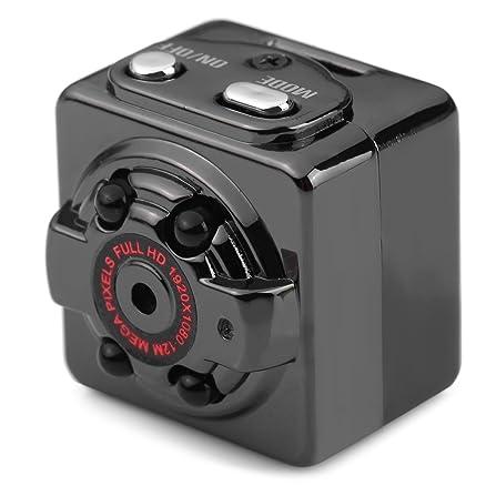 LKM Security LKM-SPYS11 Telecamera Nascosta, Nero: Amazon.it: Fai ...