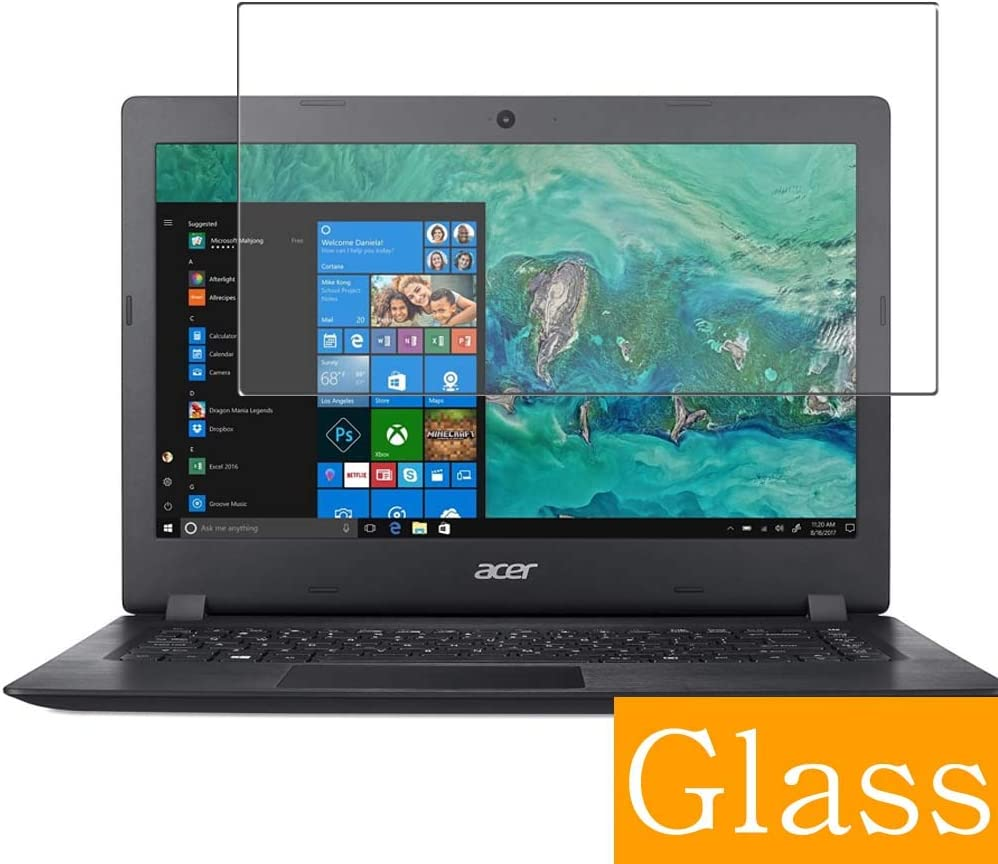 """Synvy Tempered Glass Screen Protector for Acer Aspire 1 A114-32-C1YA 14"""" Visible Area Protective Screen Film Protectors 9H Anti-Scratch Bubble Free"""