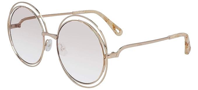 Chloé Gafas de Vista CARLINA CE2152 ROSE GOLD/LIGHT GREY ...
