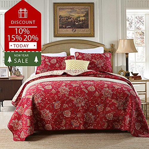quilt king size set - 8