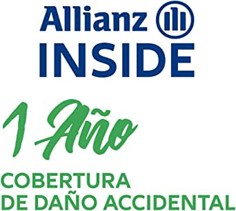 Allianz Inside, 1 año de Cobertura de Daño Accidental para Joyería con un Valor de 50,00 € a 59,99 €