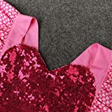 Baby Girl Valentine's Day Outfit Sequin Sparkle