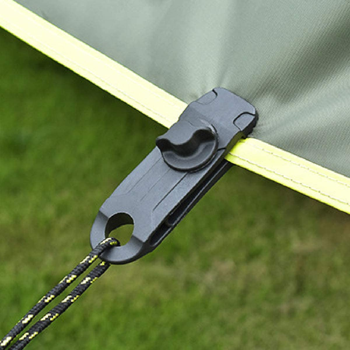 Azarxis 10 Pack Tarp Clips Awning Clamp Set Heavy Duty /& Multi-Purpose /& Thumb Screw Tent Tighten Lock Grip for Outdoors Camping Farming Garden Canopy