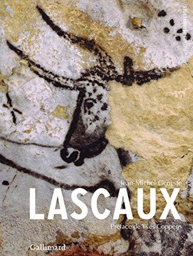 Lascaux by Jean-Michel Geneste