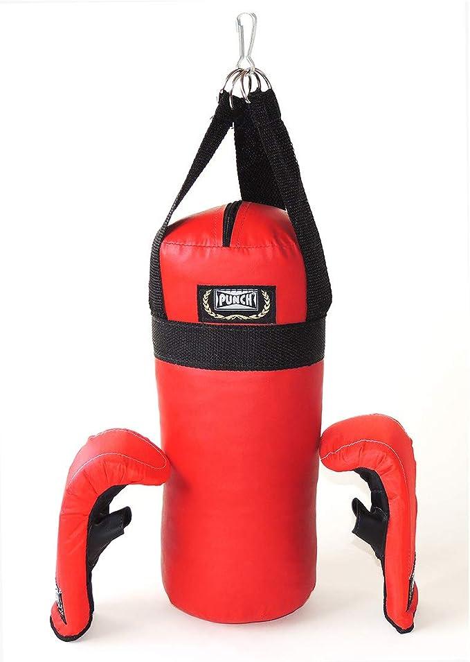 Kit Box Infantil Junior Punch Unissex 0,35x0,15x0,15, Vermelho por Punch