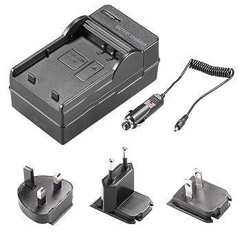 Neewer - Cargador de batería 4 en 1 para cámara Canon EOS ...