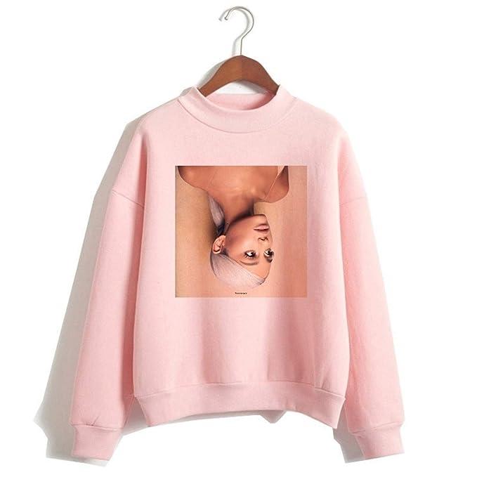 Amazon.com: Sudadera Ariana Thank U Next para Mujer Niñas ...
