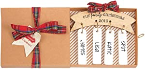 Mud Pie 2019 Family Hanging Ornament