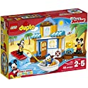 Lego DUPLO Disney Mickey & Friends Beach House Building Set
