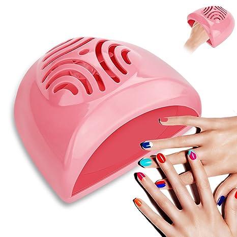 Buy Yosoo 2 Colors Portable Nail Dryer Fan Mini Nail Art Drying