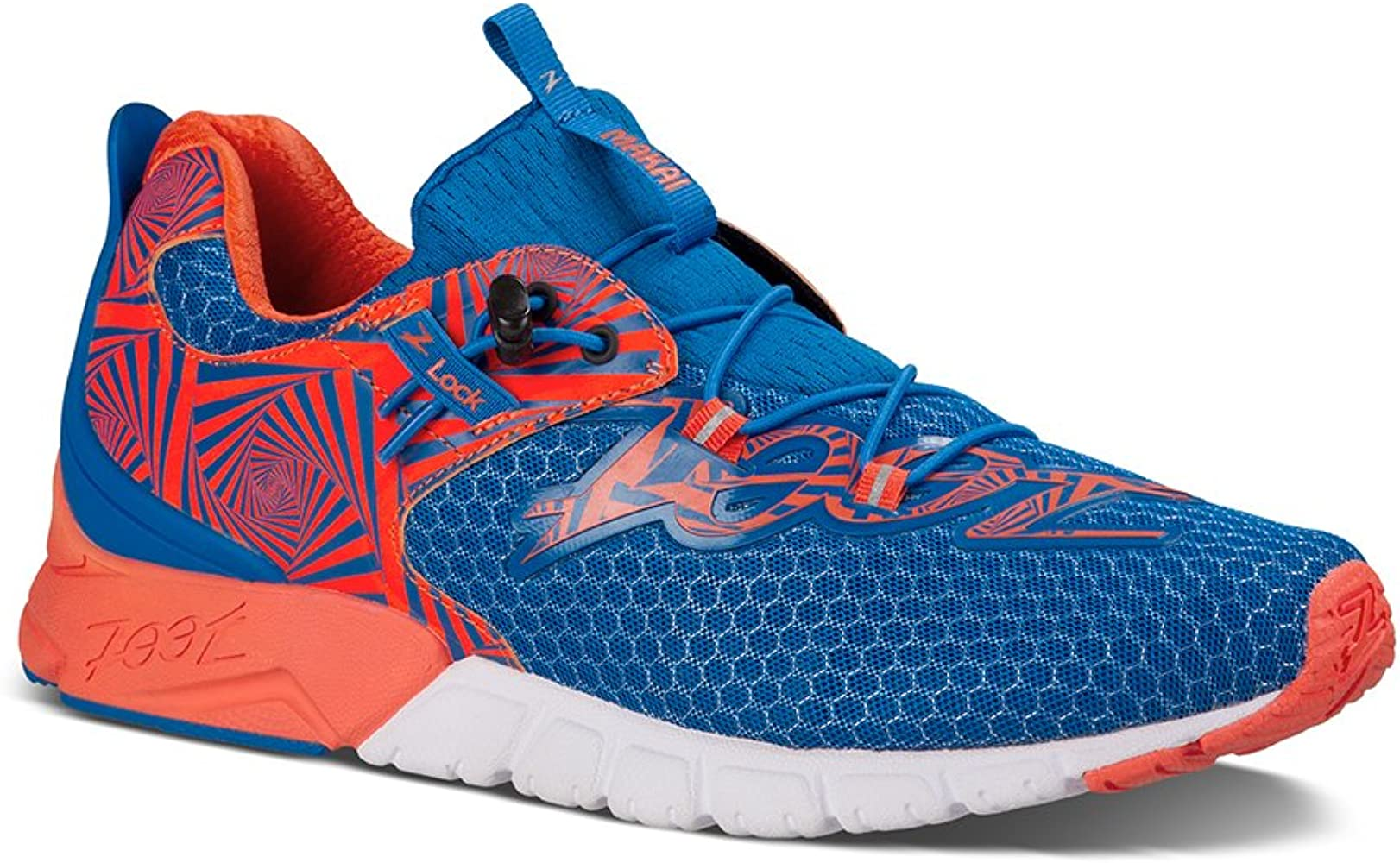 Zoot Zoot Men Triathlon Running Shoe Makai Color Vivid Blue ...