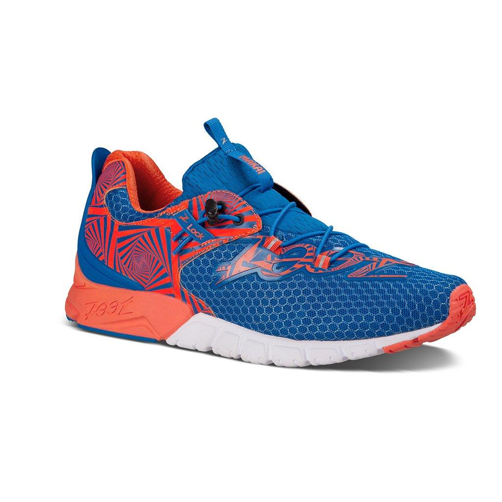 Zoot Zoot Men Triathlon Running Shoe Makai Color Vivid Blue/Mandarin M Makai - Vivid Blue/Mandarin 49: Amazon.es: Zapatos y complementos