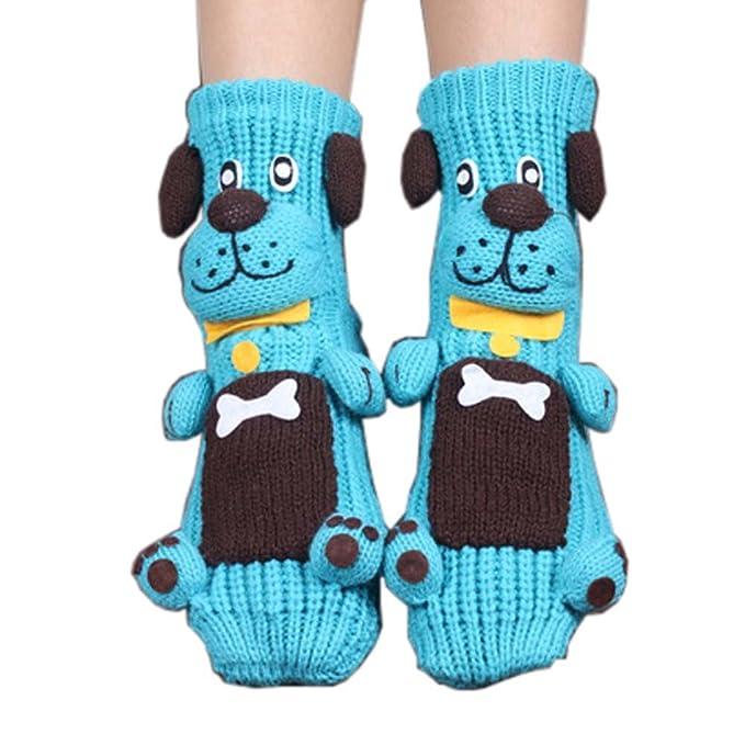Fancy Pumpkin Calcetines de punto calcetines de Navidad calcetines antideslizantes deslizador calcetines de piso calcetines de