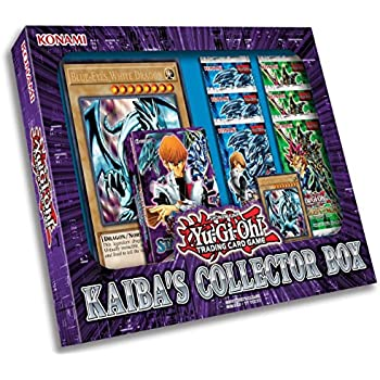 Yu Gi Oh CCG Kaibas Collector Box