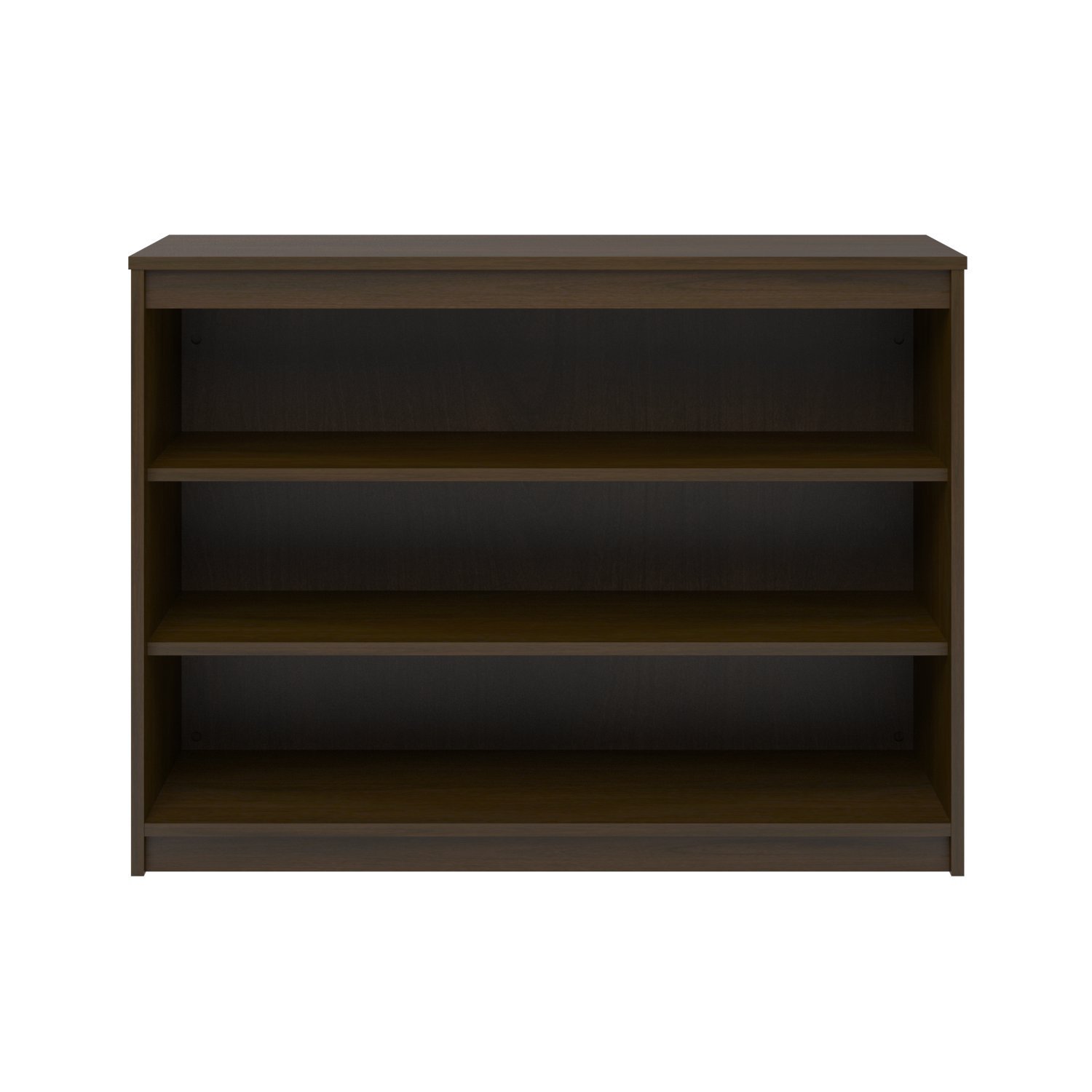 Cosco Products Elements Bookcase, Resort Cherry