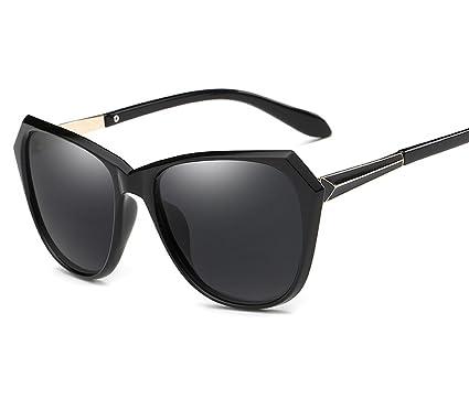Amazon.com: Gafas de sol polarizadas para mujer de Europa y ...