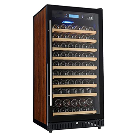 HUATINGRHHO Silencioso Nevera para Vinos con Compresor, 500 litros ...