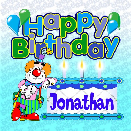 Happy Birthday To Walkonby Jan 30: Happy Birthday Jonathan By The Birthday Bunch On Amazon