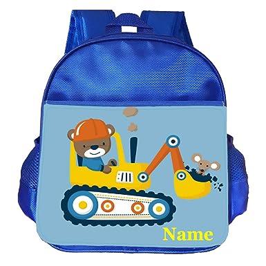 Nursery//School Bag Personalised Childs Backpack