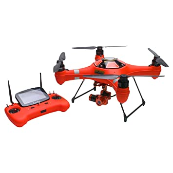 SplashDrone 3 Fisherman + Version Dron impermeable: Amazon.es ...
