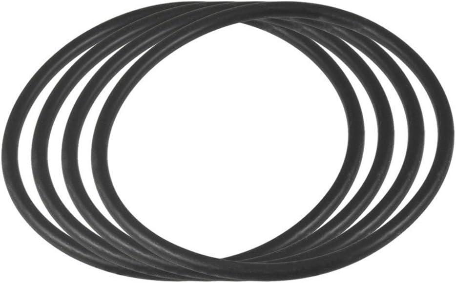 SODIAL R 5 Stk Schwarz Nitril Gummi O Ring NBR Mechanisch Dichtung Tuelle 85mm x 4mm O-Ring-Dichtungen