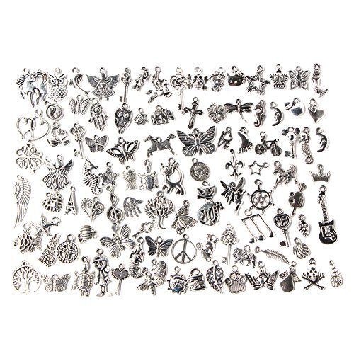 Metal Alloy Charms - 4