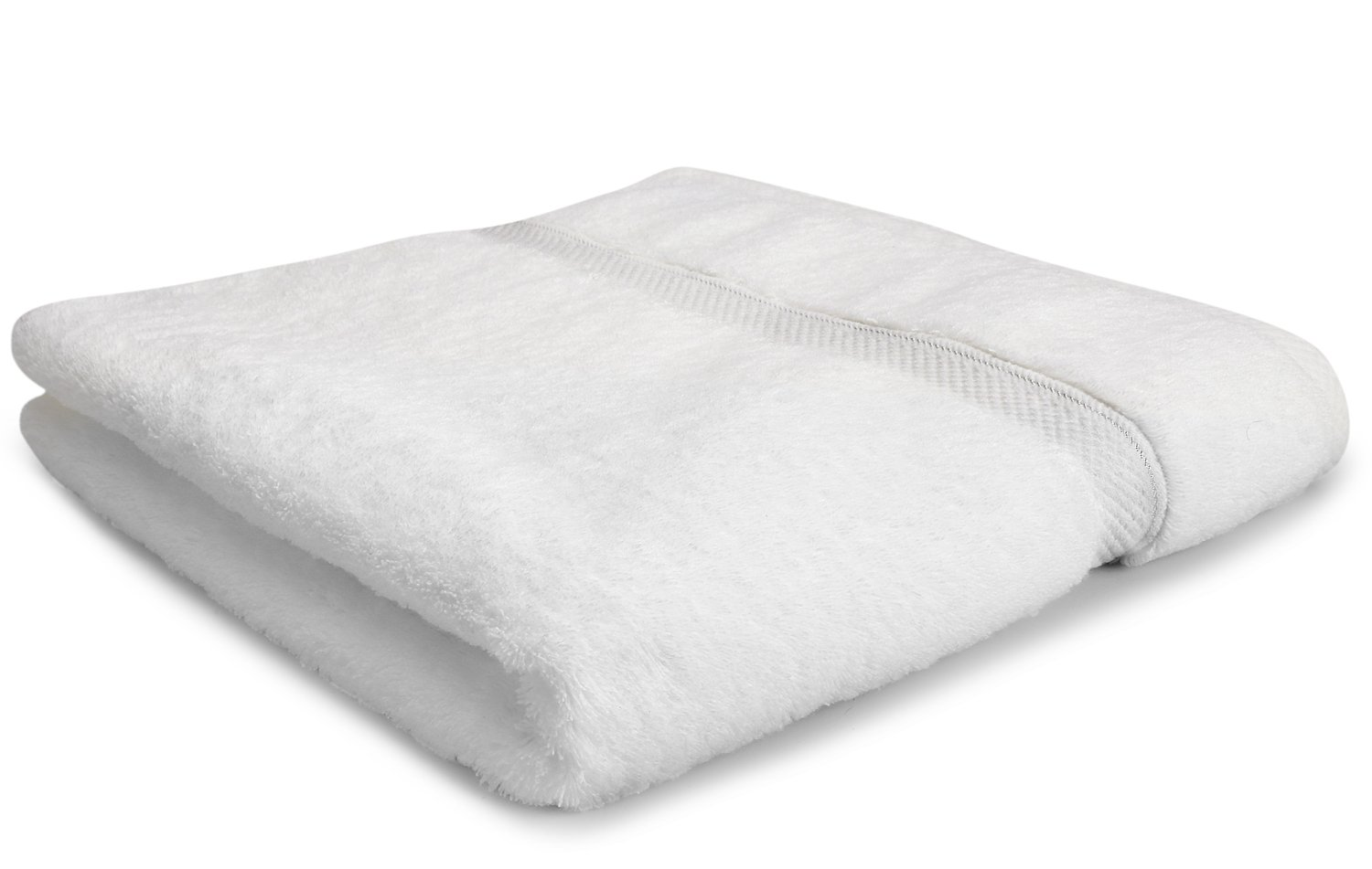 Amazon.com: Luxury Bath Towels By Cozy Homery - White - 100% Organic Natural Egyptian Cotton 650 GSM - Multipurpose Use for Bathroom, pool, ...