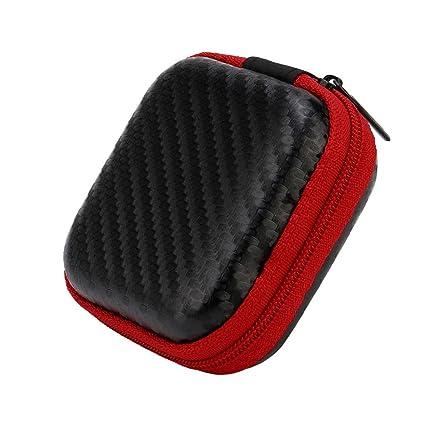 Diadia - Funda para auriculares Airpods de Apple, tamaño universal, con soporte de carcasa