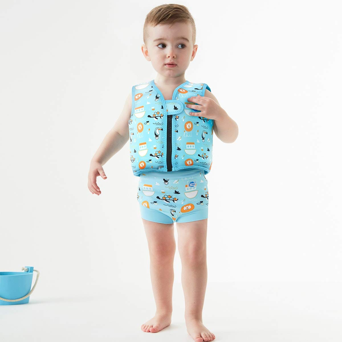 Infantil Splash About Chaleco de nataci/ón Kids Go Splash