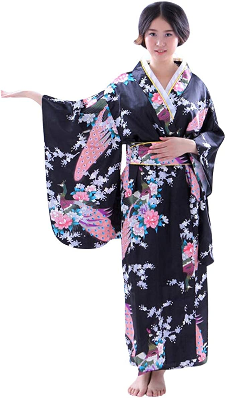Amazon.com: Lowprofile - Kimono largo para mujer con ...