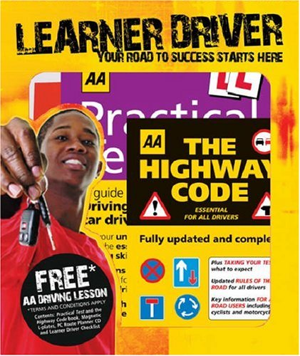 Aa U.k. Learner Driver Kit: Your Road to Success Starts Here