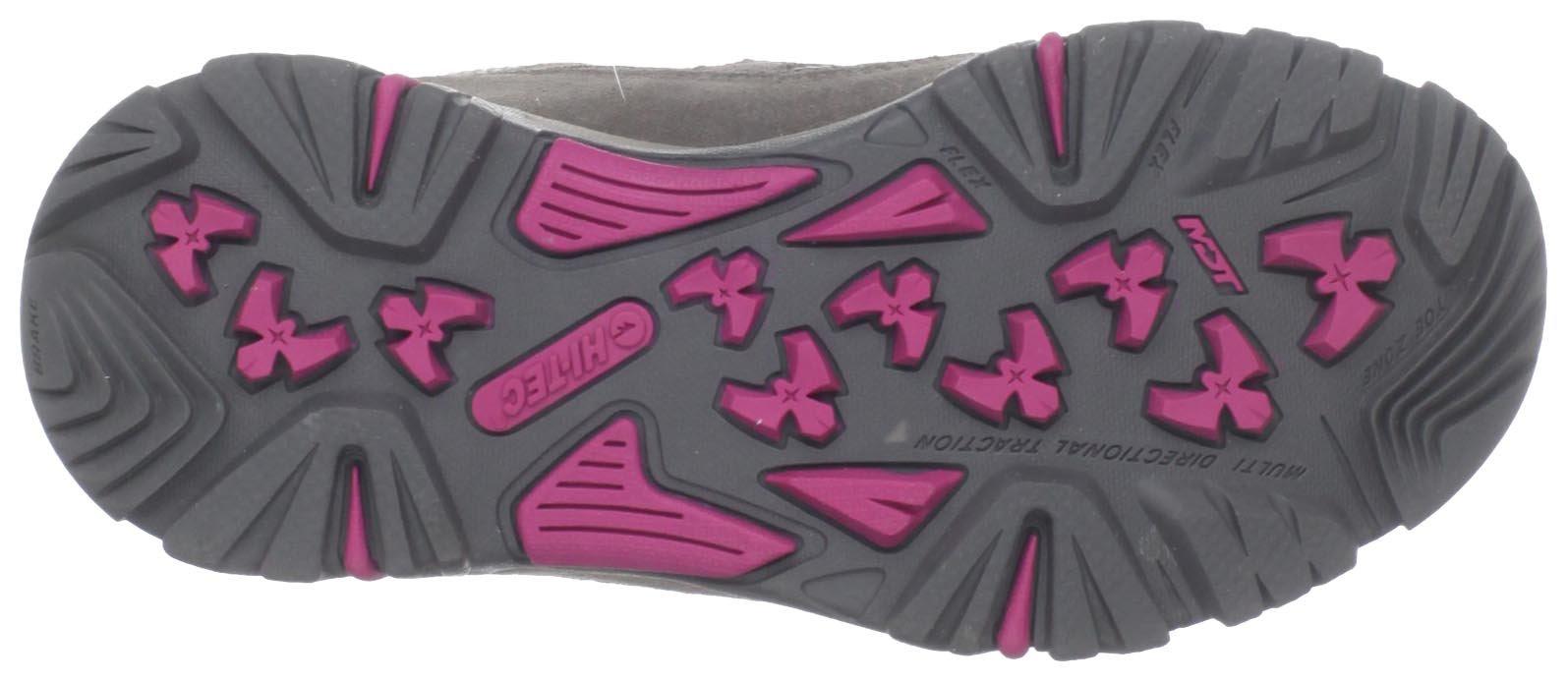 Hi-Tec Kid's Redondo Trail Boots,Gray,7 M Big Kid by Hi-Tec (Image #3)