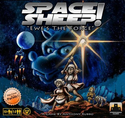 Stronghold Games Space Cadets Board Game - 3