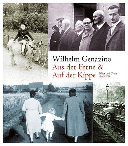 Aus der Ferne und Auf der Kippe: Texte zu Postkarten und Fotos Gebundenes Buch – 27. August 2012 Wilhelm Genazino 3446240888 Besinnung Bild