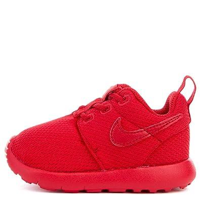 09e3f0974bf Nike Kid s Roshe One (TDV) University Red University Red Running Shoes  749430-