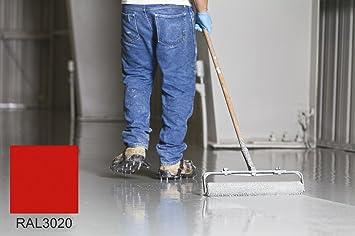 Peinture Epoxy Sol Garage Revêtement Interieur Et Exterieur Différentes  Couleurs   BEKATEQ BK 702 2K