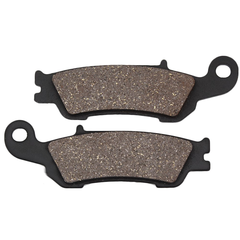 Cyleto Front Brake Pads for YAMAHA YZ250F YZ 250F YZ 250 F 4T 2007 2008 2009 2010 2011 2012 2013 2014 2015 2016