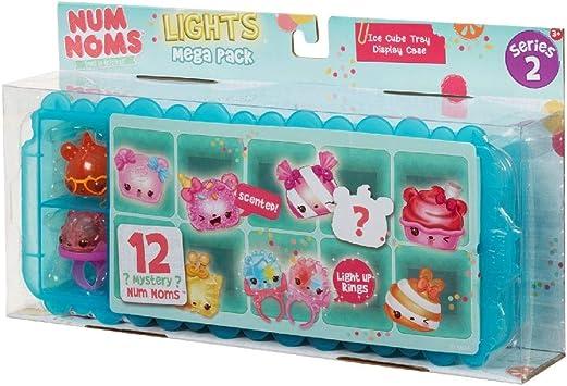 Num Noms Lights Mega Pack Asst Cocina y comida Estuche de juego - Juegos de rol (Cocina y comida, Estuche de juego, 3 año(s), Niño, Niño/niña, Multicolor) , color/modelo surtido: Amazon.es: Juguetes