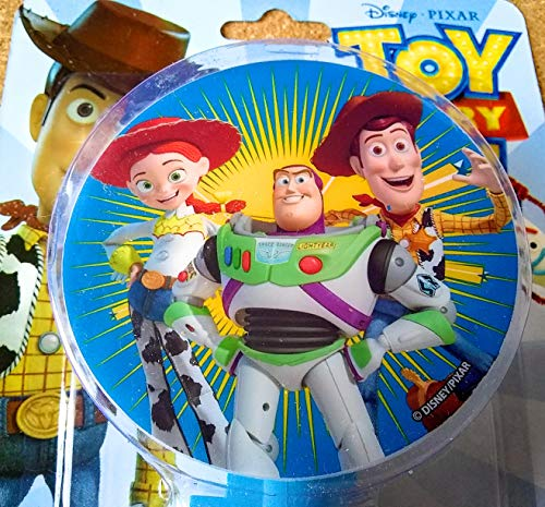 Toy Story 4 Rotary Shade LED Night Light Disney Pixar Buzz Lightyear Sheriff Woody Jessie The -