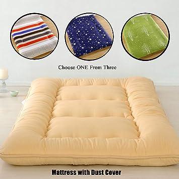 Amazon.com: Lovehouse - Colchón de tatami para dormir ...