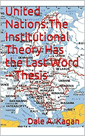 institutional theory thesis New institutionalism or neo-institutionalism is a theory that focuses on previous theories held that this theory does not hold that institutional paths.