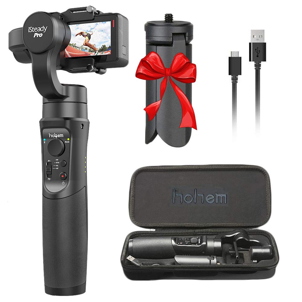 amazon com iphone s choice hohem isteady pro 3 axis handheld gimbal 6142