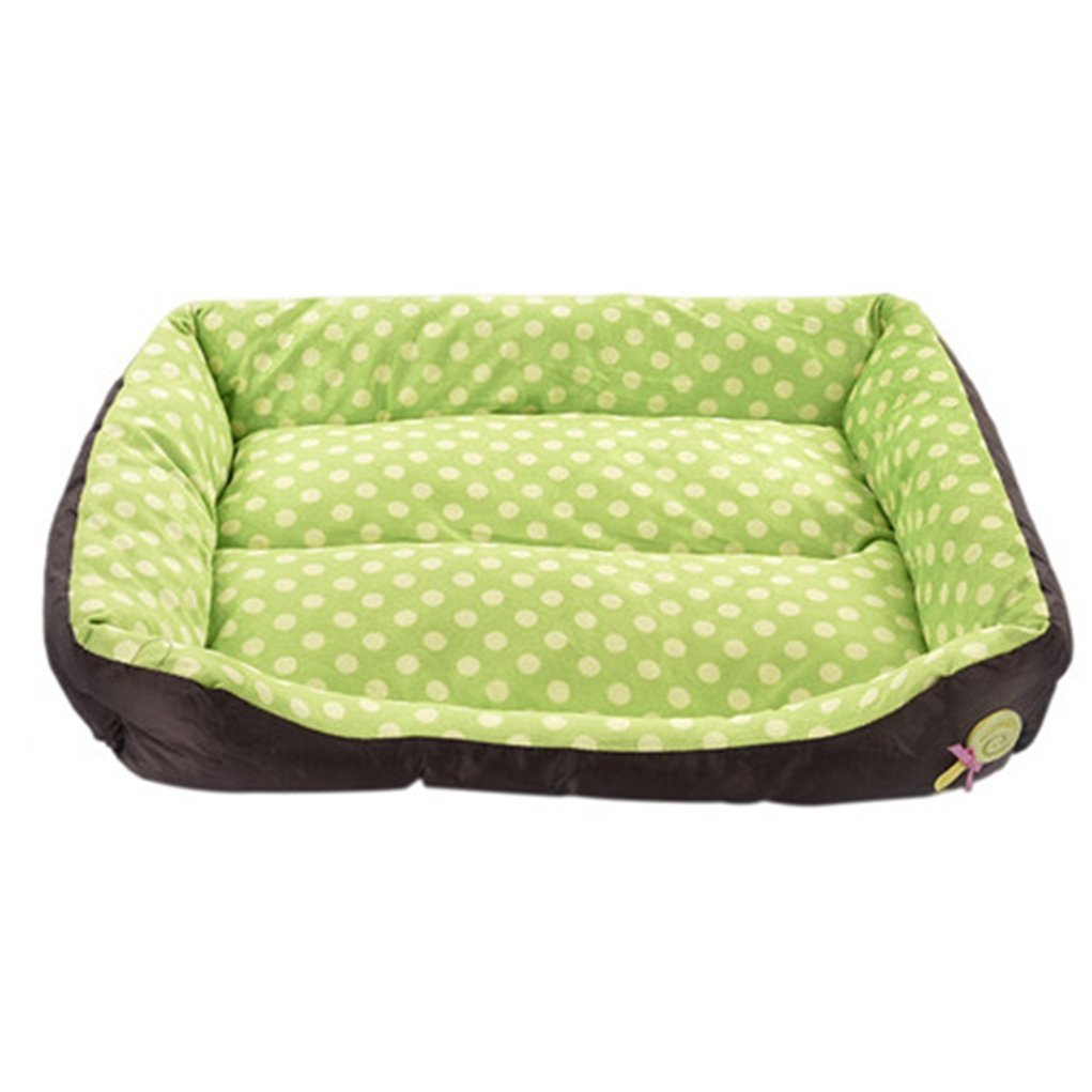 Green S Green S SENERY Pet Bed or Bed Cover, Removable & Washable Cover Shop a Whole Bed with Cover for Change