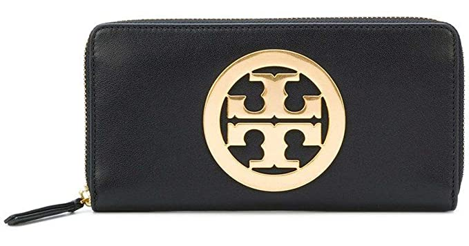 301fb8bd0fb5 Image Unavailable. Image not available for. Color  Tory Burch Charlie Zip  Continental Wallet ...
