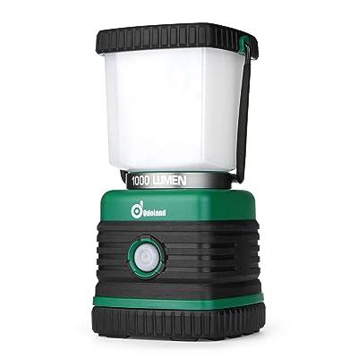 Odoland 1000 Lumen Camping Lantern