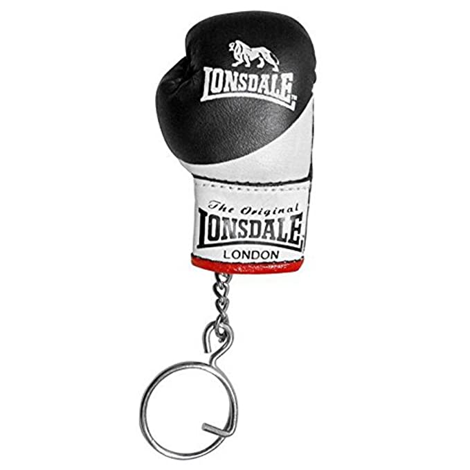 Lonsdale - Llavero de Boxeo, diseño de Anillo de Recuerdo ...