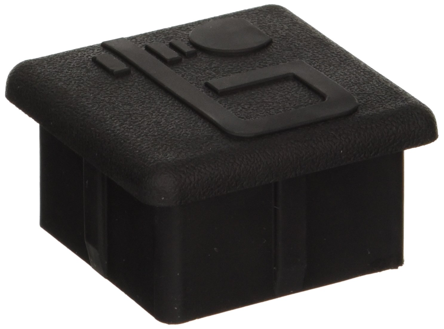 Draw Tite 7050 Rubber Economy Receiver Hitch Tube Cover Draw-Tite