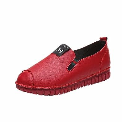 05421dadd7148 YUCH Women's Single Schuhe Bequem Weich und Schlaff Schuhe, Netzwerk ...