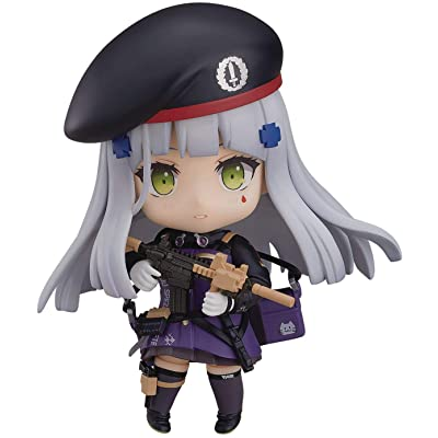 Good Smile Arts Shanghai Girls' Frontline: 416 Nendoroid Action Figure, Multicolor: Toys & Games